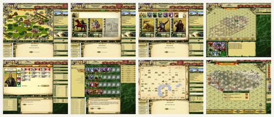 скриншоты онлайн игры 1100ad