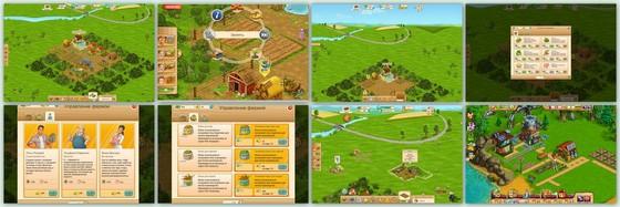 игра big farm скриншоты
