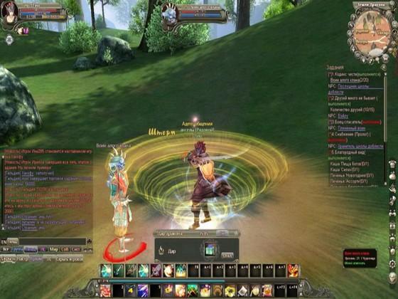 игра blood and soul скриншоты