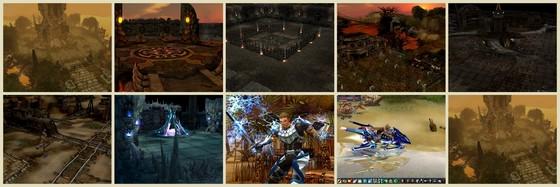 Скриншоты игра  кабал онлайн