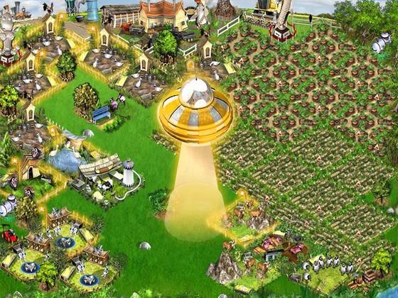 Screenshots Farmerama