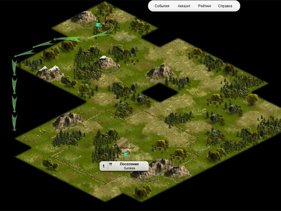 онлайн игра судьба нации