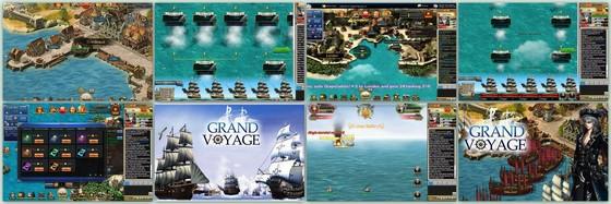 игра grand voyage скриншоты