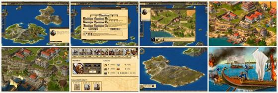 игра grepolis скриншоты