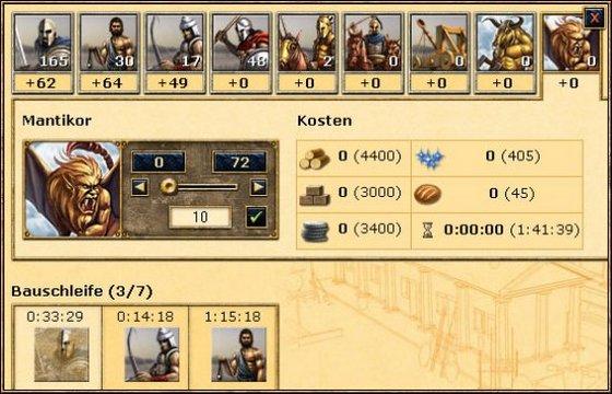 Скриншоты grepolis