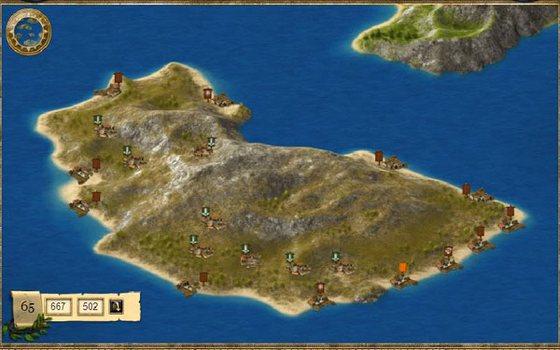 grepolis скриншоты