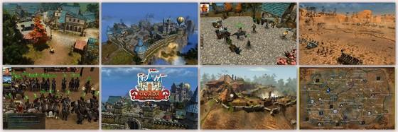 игра осада онлайн скриншоты картинки
