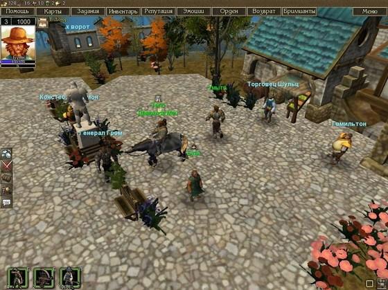 осада онлайн screenshots