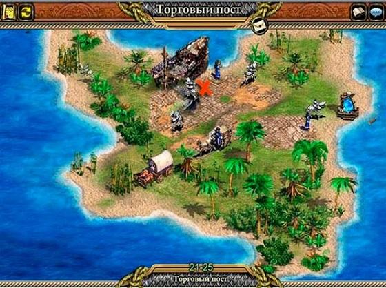 острова онлайн скриншоты