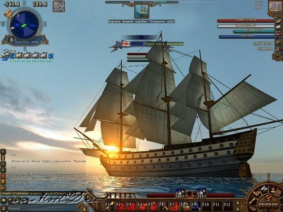 игра пираты онлайн скриншоты