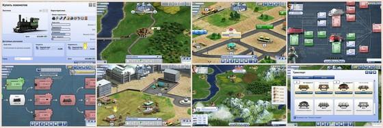 онлайн игра rail nation скриншоты