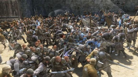 Сражение в толпе