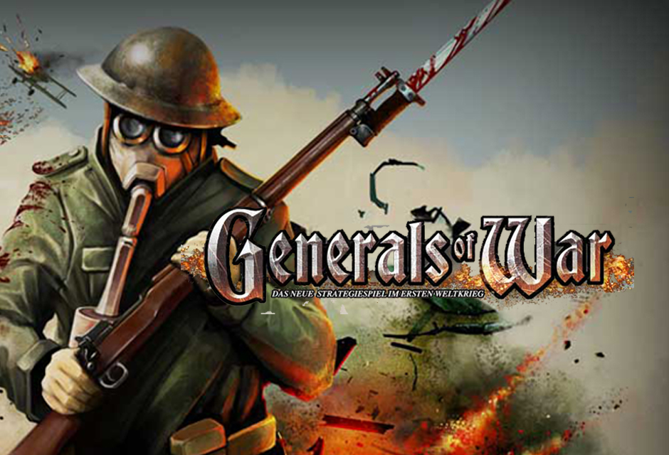 generals of war новая военная стратегия