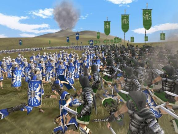 Армия в Rome war